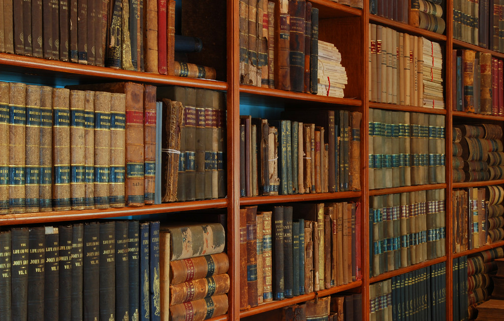 1800s Library by Barta IV, on Flickr