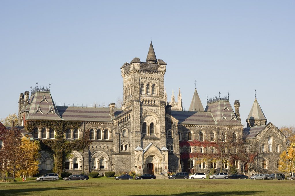 Toronto: University College, University by The City of Toronto, on Flickr
