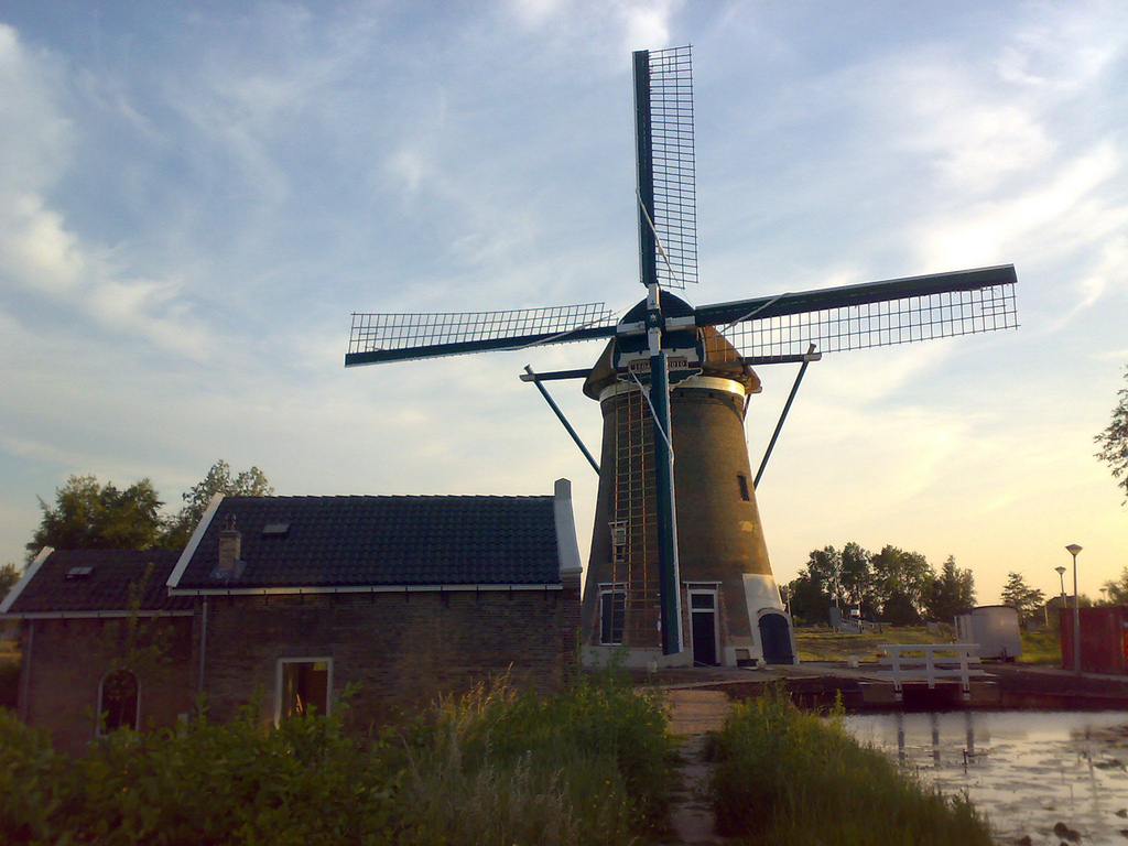 Windmill by www.rubenholthuijsen.nl, on Flickr