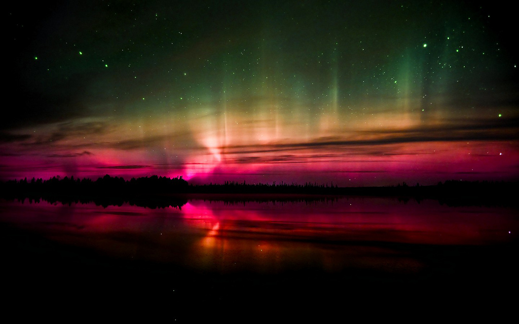 Aurora boreal by brugarolasnuria, on Flickr