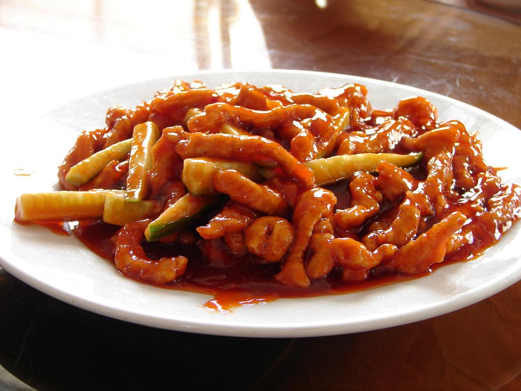 Tang Cu Li Ji by Helga