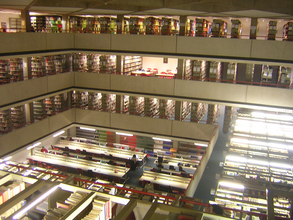 Soas Library by 3x0=3, on Flickr