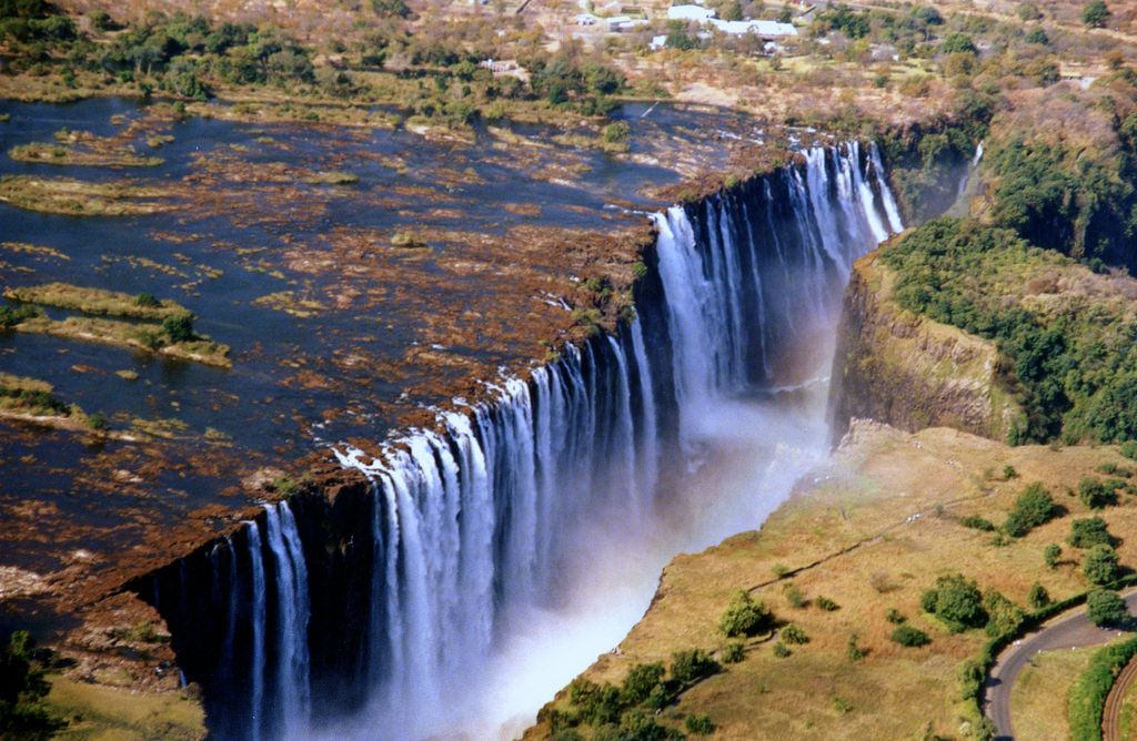 Victoria Falls by Carine06, on Flickr