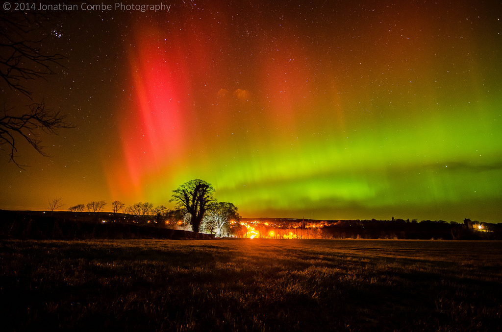 Ayton Aurora by Jonathan Combe (Thank you for 400,000 views!), on Flickr