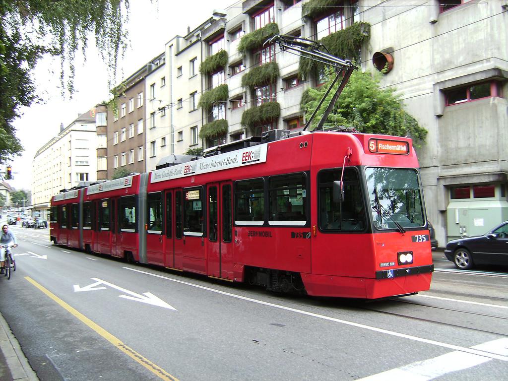 Be4/8 tram by vitalyzator, on Flickr