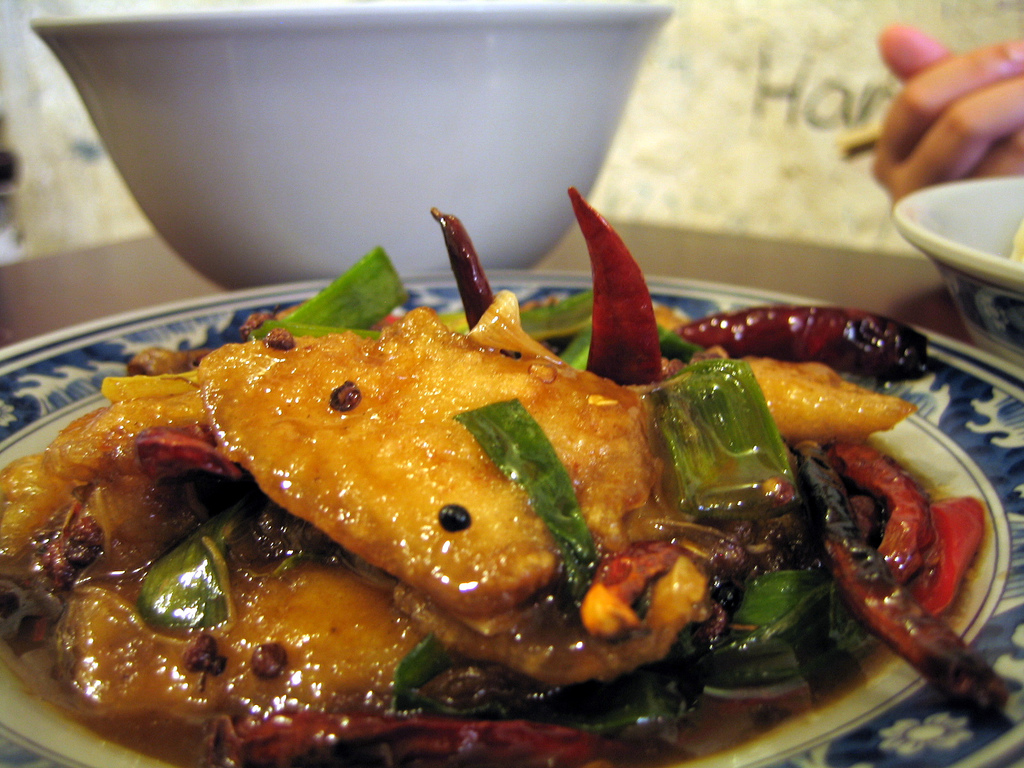 Northwest China spicy food by goodmami, on Flickr