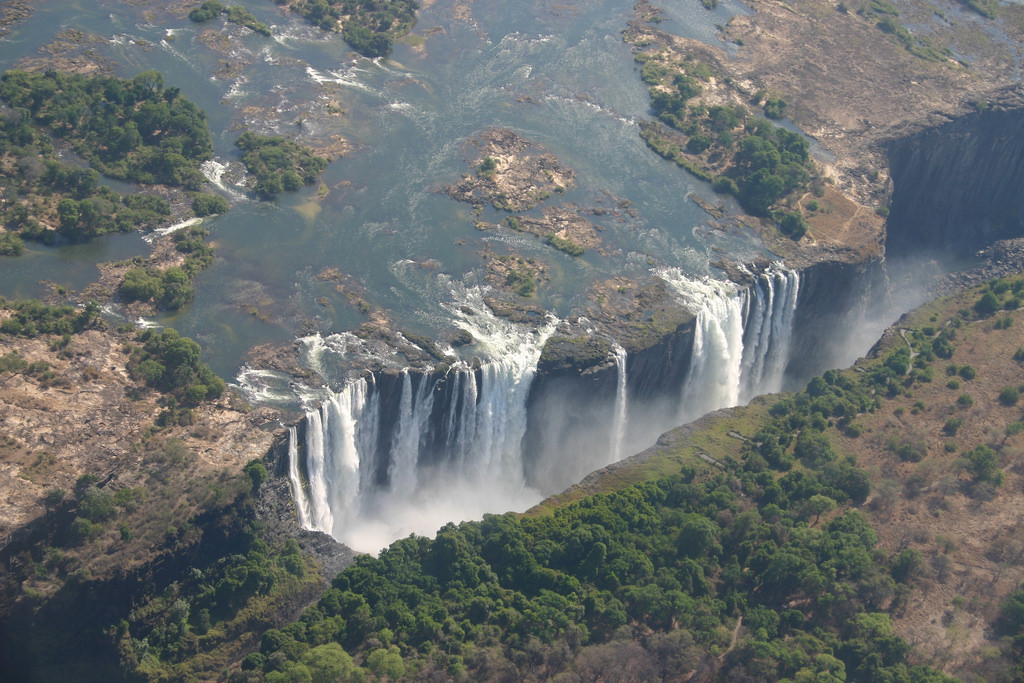 Victoria Falls by i_pinz, on Flickr