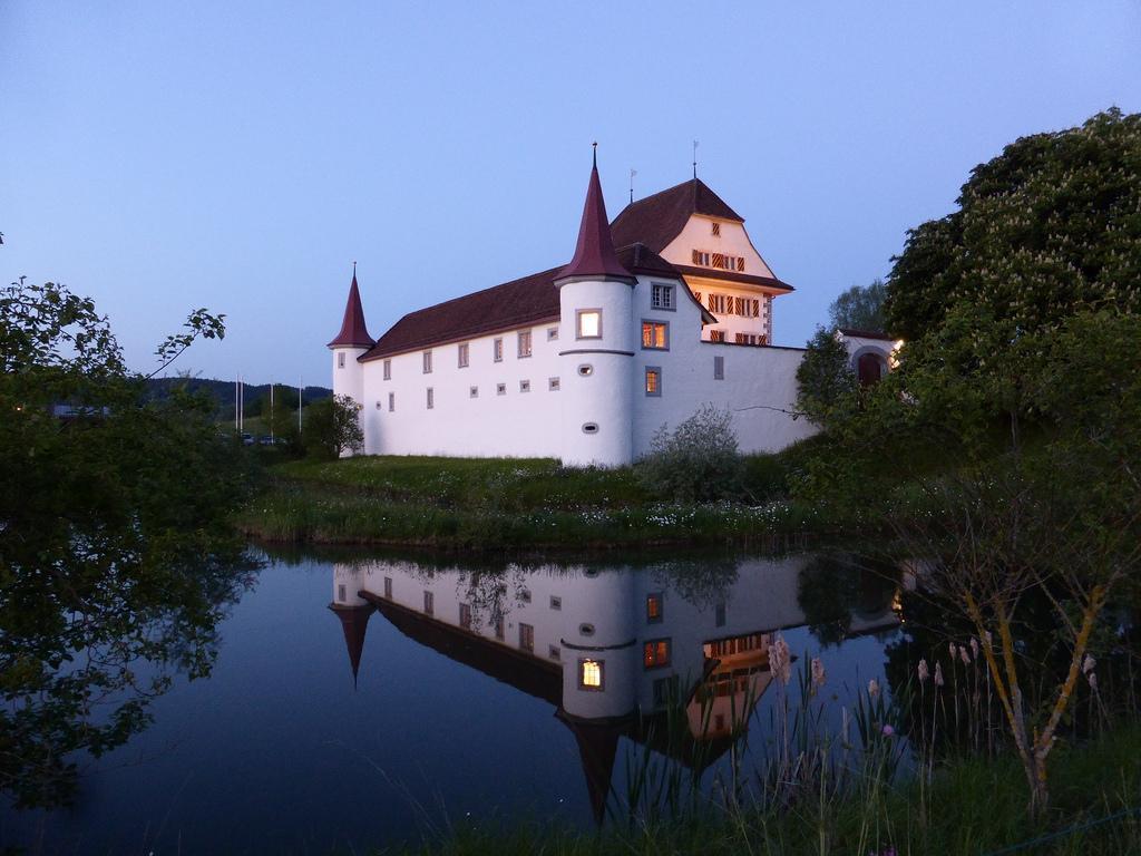 Schloss Wyher Ettiswil by boretom, on Flickr
