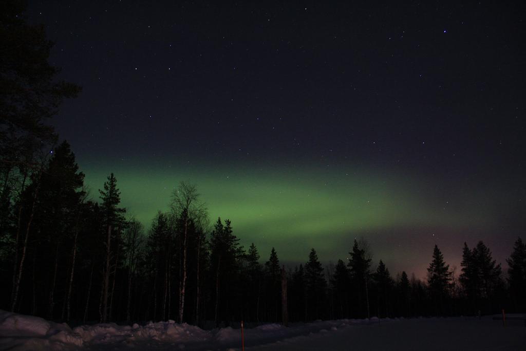 Aurora Borealis in Kakslauttanen, Finlan by kelvinlls, on Flickr