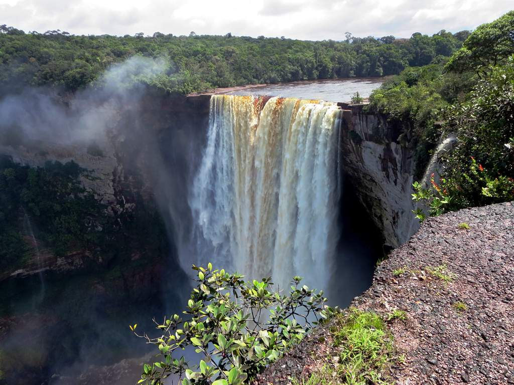 Kaieteur Falls by D-Stanley, on Flickr