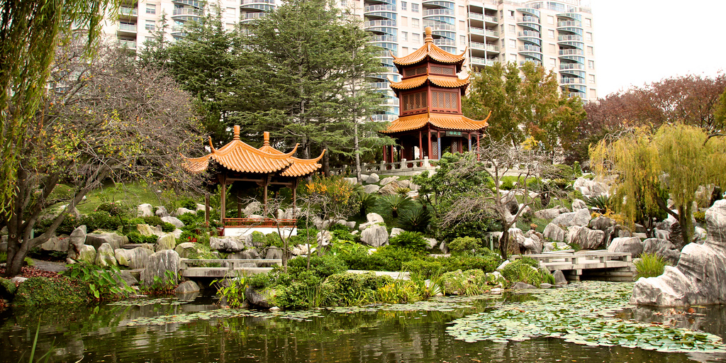 Chinese Gardens by wyncliffe, on Flickr
