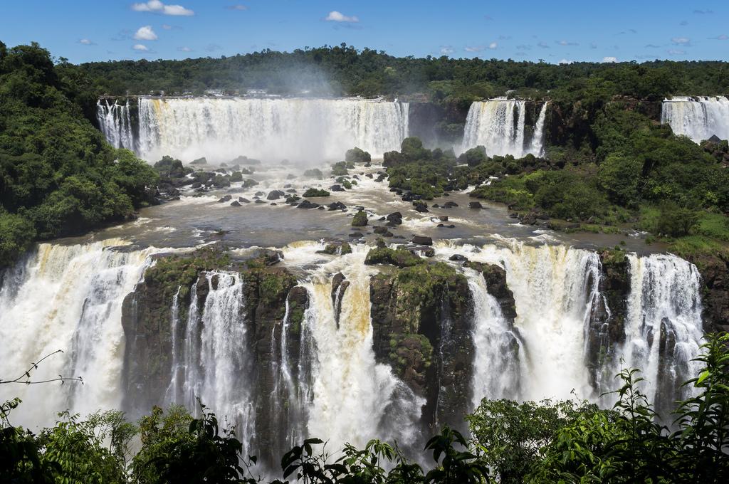 Parque Nacional do Iguaçú / Iguaçu Na by Deni Williams, on Flickr