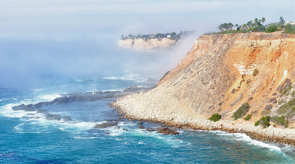 Cliffs of Palos Verdes by Ingrid Taylar, on Flickr