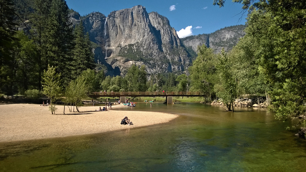 Sentinel beach, Yosemite National Park by Su--May, on Flickr
