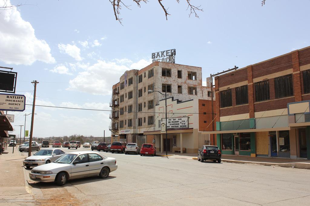 Baker Hotel, Colorado City, Texas by TexasExplorer98, on Flickr