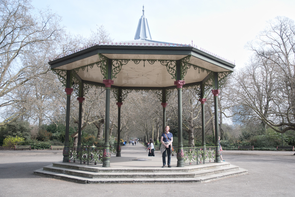 Me at Battersea Park by Ben124., on Flickr