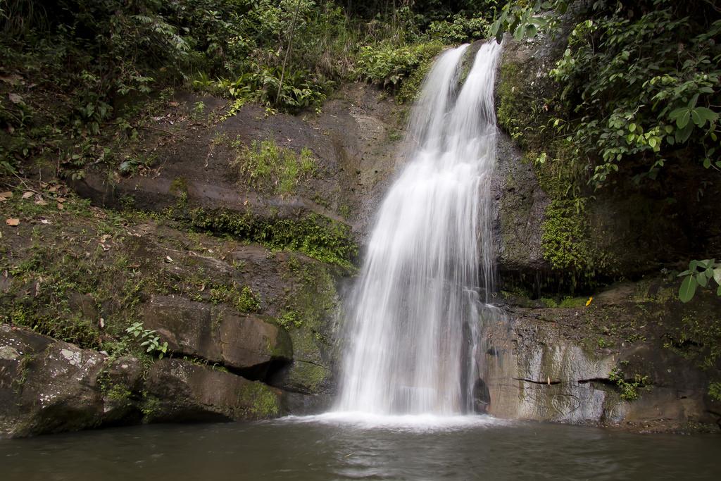 Waterfall, Sarawak by LukePricePhotography, on Flickr