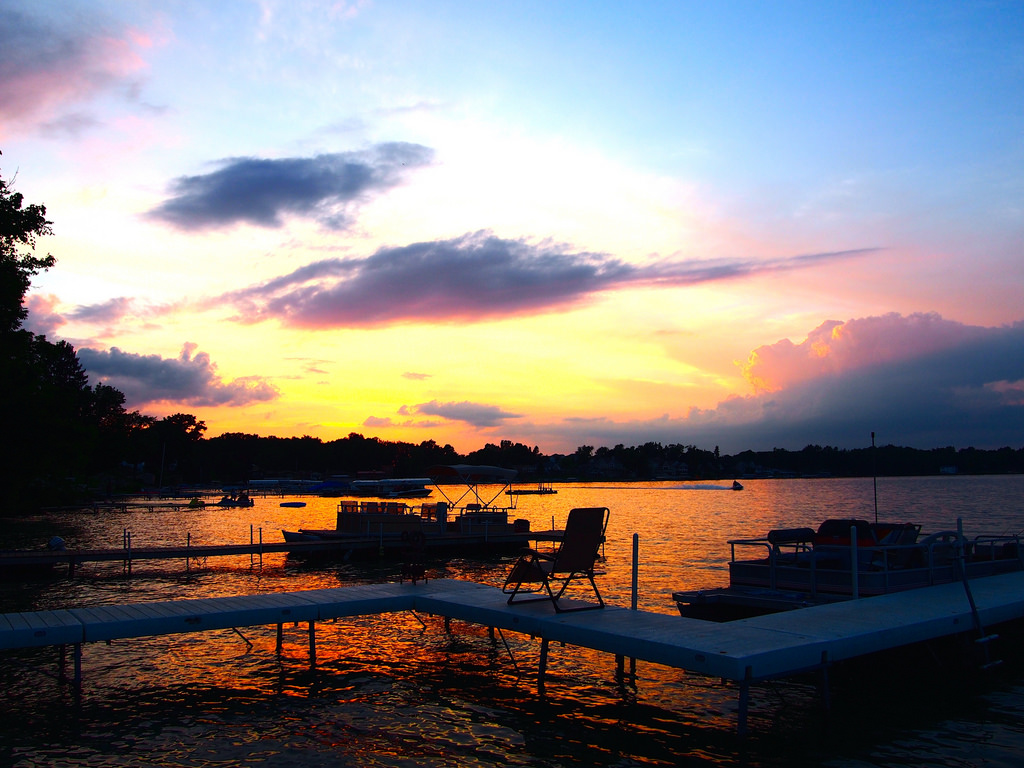 Green Lake, Caledonia MI by john.anes, on Flickr