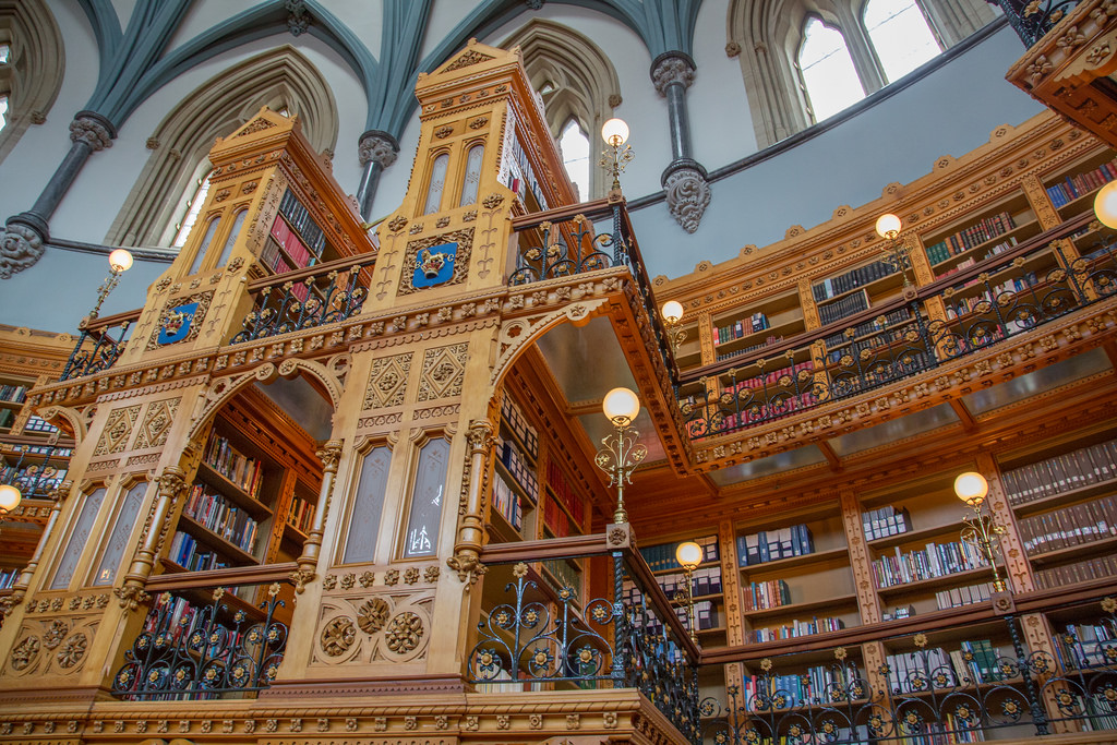 Library of Parliament, Ottawa by Tony Webster, on Flickr