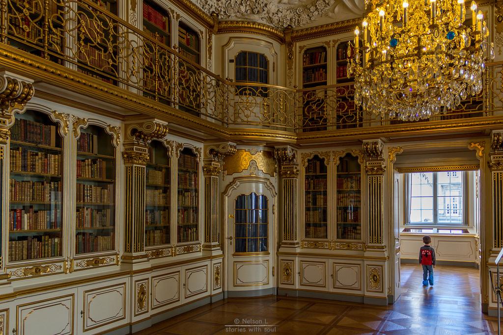 the amazing library of (Denmark #38 Cope by Nelson Lourenço, on Flickr