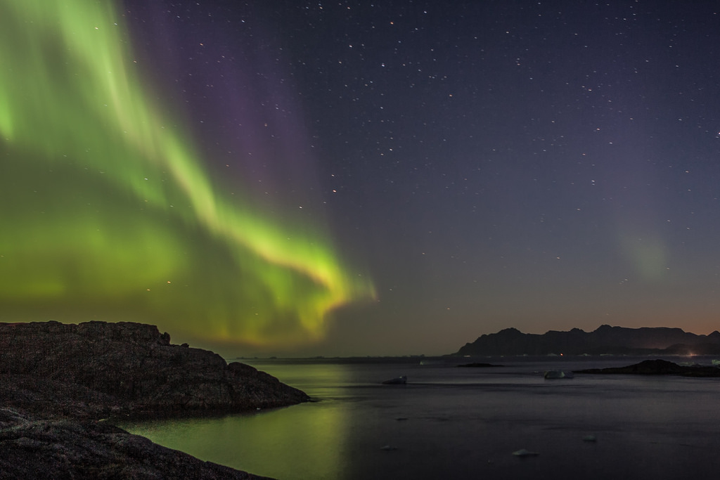 Northen Lights (Aurora Borealis) by nick_russill, on Flickr