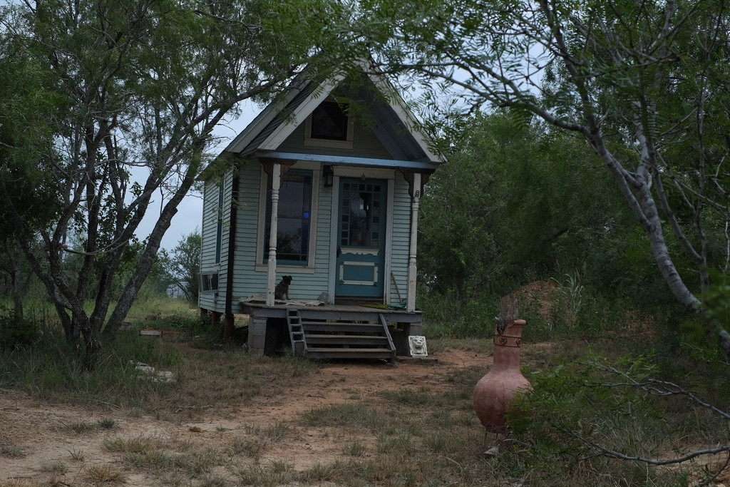 wabi-sabi: tiny texas houses are rich in by nicolas.boullosa, on Flickr