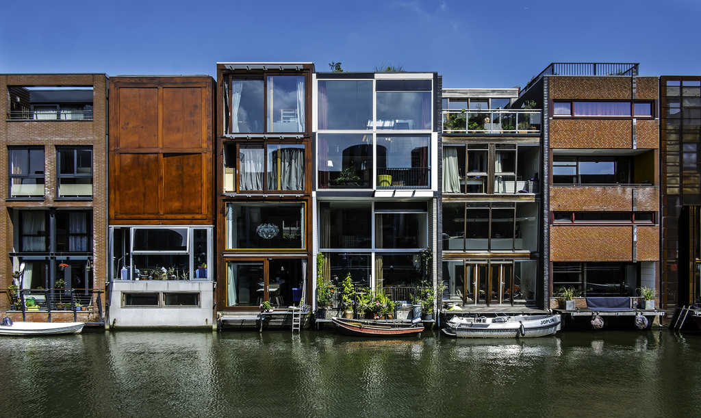 Amsterdam Borneo Sporenburg by Fred Bigio, on Flickr