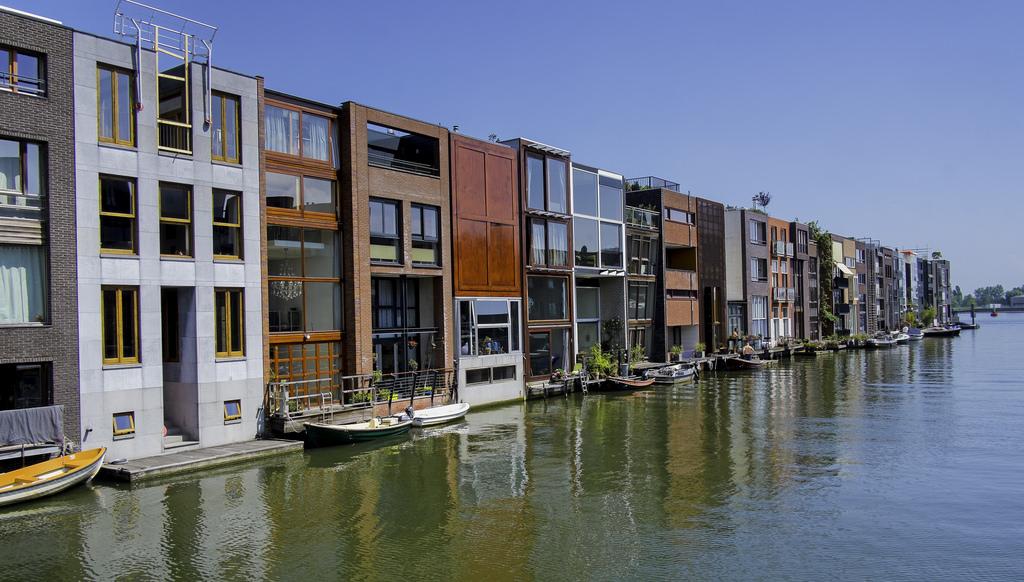 Amsterdam  Borneo-Sporenburg by Fred Bigio, on Flickr