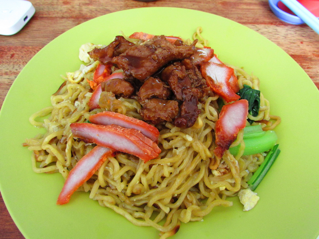 Tuaran Fried Noodles (Unique Food Of Sab by thienzieyung, on Flickr