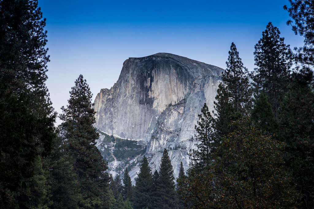 Half Dome at Yosemite by Anthony Quintano, on Flickr