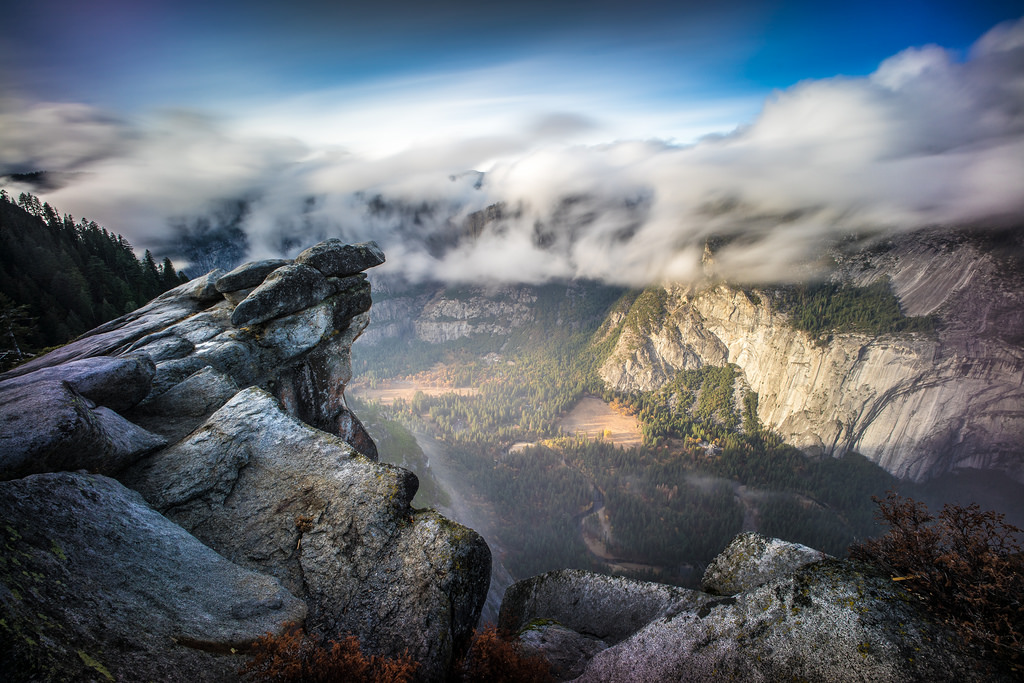 Glacier point, Yosemite national park, C by Giuseppe Milo (www.pixael.com), on Flickr