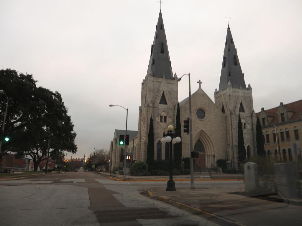 St. Marys Catholic Church, Victoria, Tex by Ken Lund, on Flickr