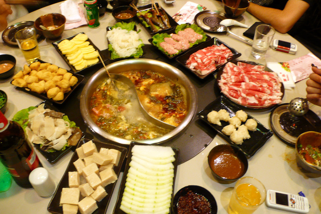 Hotpot Selection Laid Out by Augapfel, on Flickr