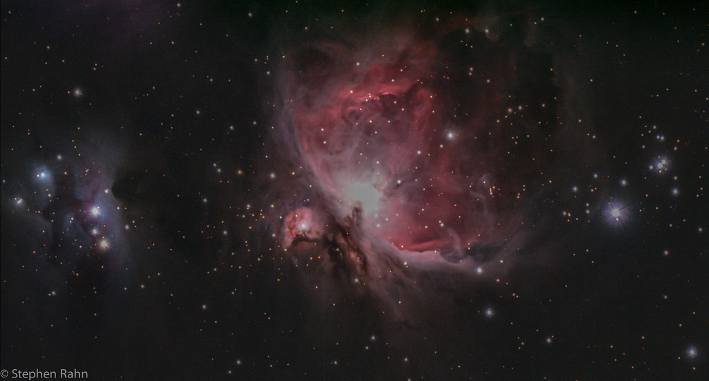 M42 - The Orion Nebula by StephenGA, on Flickr