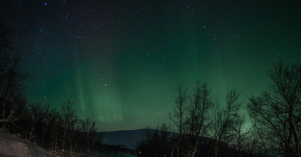 Aurora borealis by Arild Vågen, on Flickr