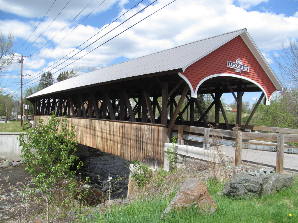 Mechanic Street Covered Bridge - Lancast by Dougtone, on Flickr