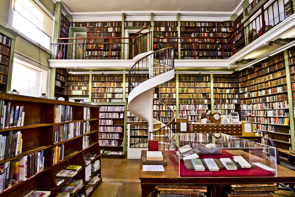 The Leeds Library by michael_d_beckwith, on Flickr