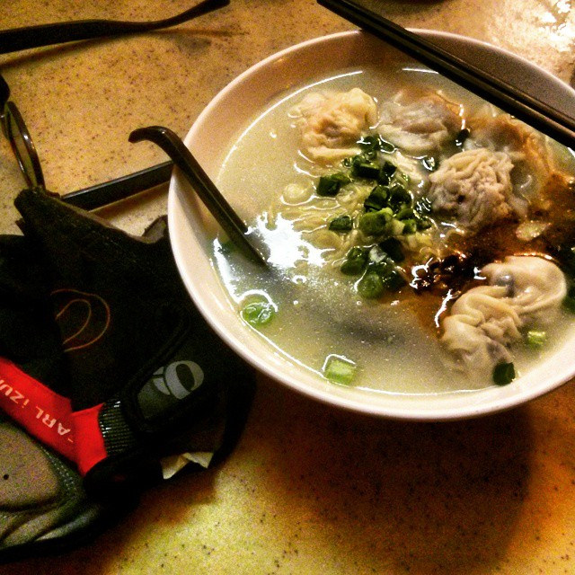 Took a 2 month Chinese food break. by rejon, on Flickr