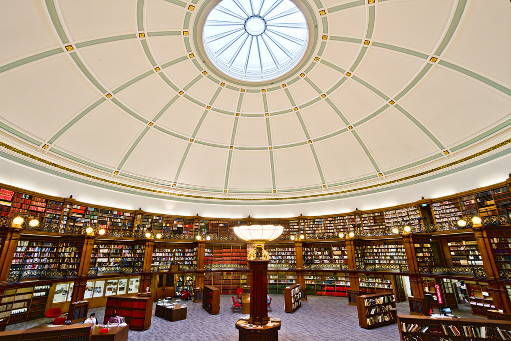 Liverpool Central Library Picton Reading by michael_d_beckwith, on Flickr