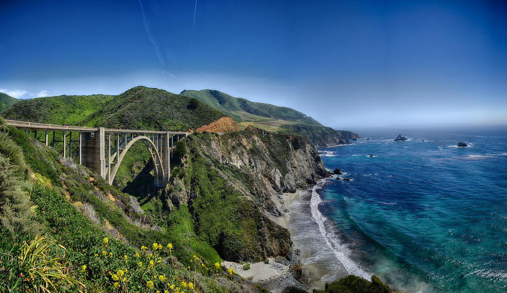 Bixby Bridge by Max and Dee, on Flickr