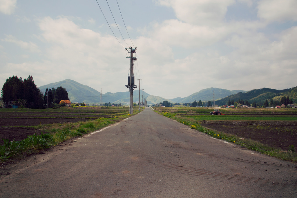 Country Road by ysksmz, on Flickr