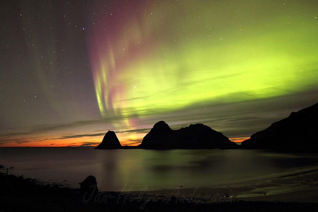 Aurora Borealis by Jan-Helge69, on Flickr