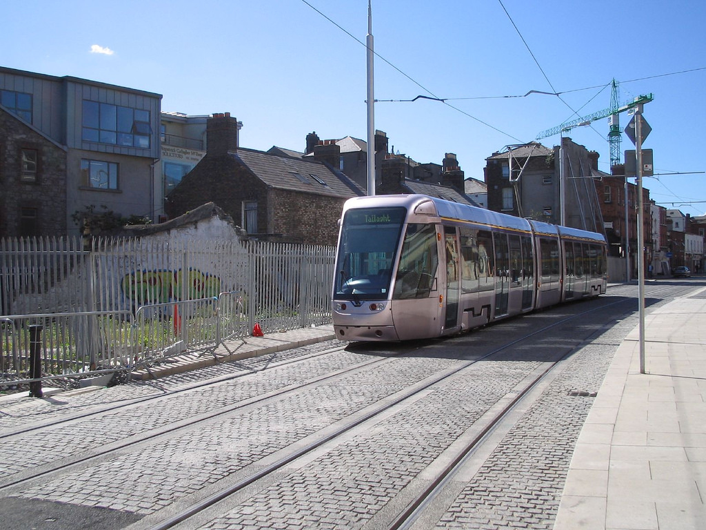 LUAS, Dublin's Tram System by infomatique, on Flickr