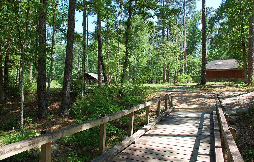 Boykin Springs bridge by US Forest Service - Southern Region, on Flickr