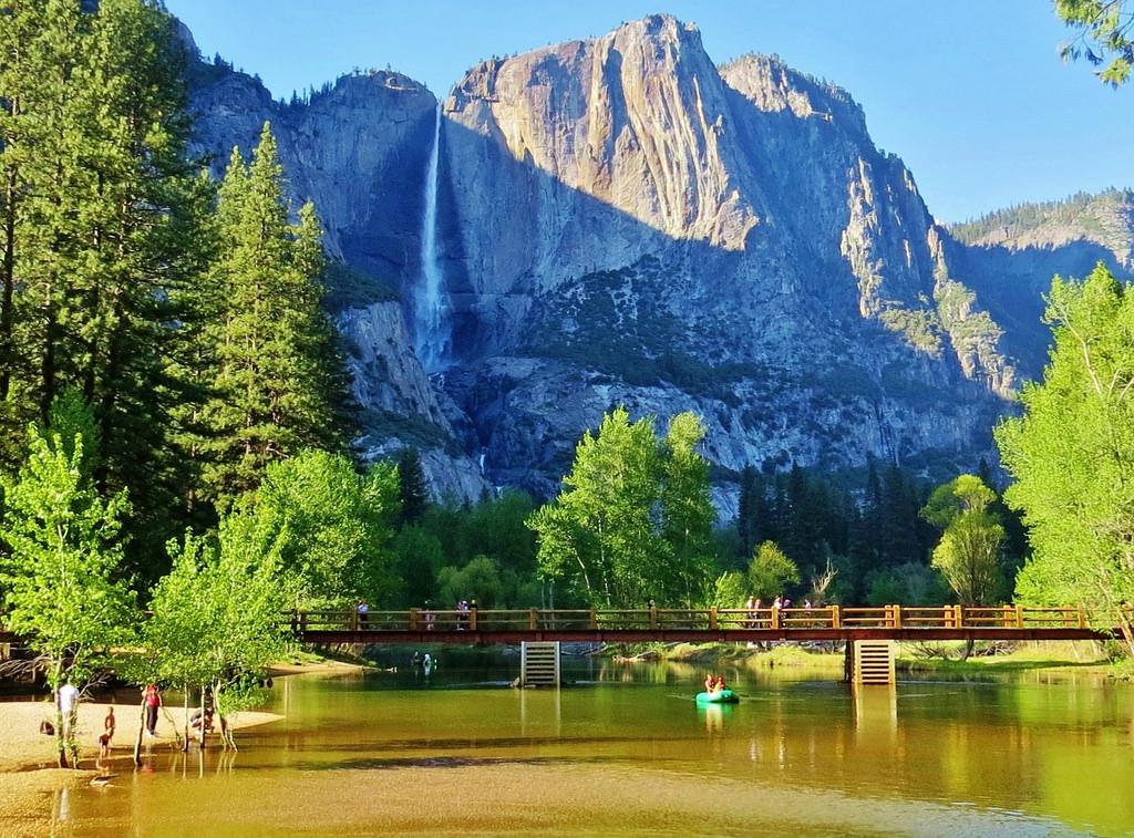 Yosemite National Park, summer fun by moonjazz, on Flickr