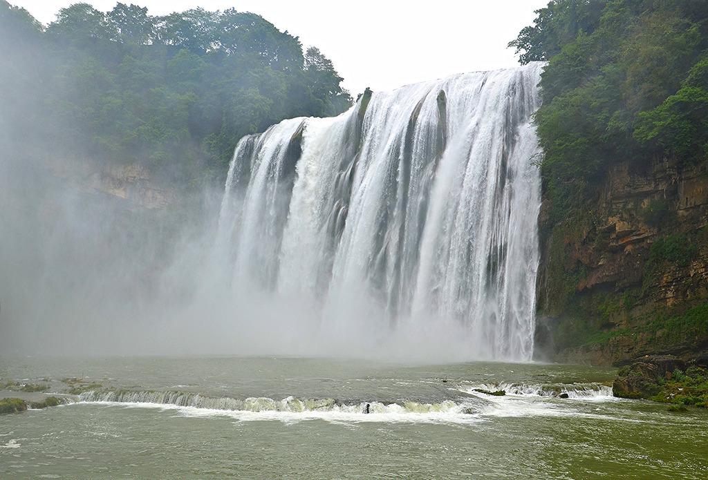 黄果树瀑布 Huangguoshu Waterfall by jiangyn, on Flickr