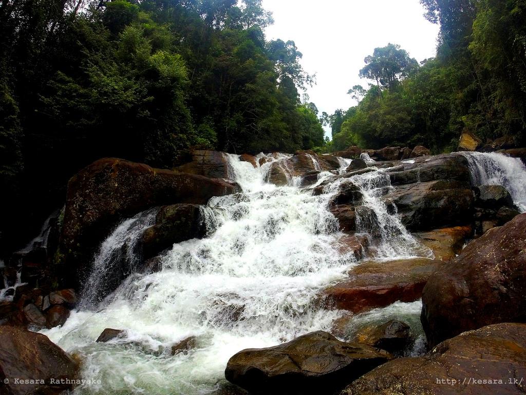 """G0361004_20141021 """"Kanneliya Waterfall - by Kesara Rathnayake (kesara.lk), on Flickr"""