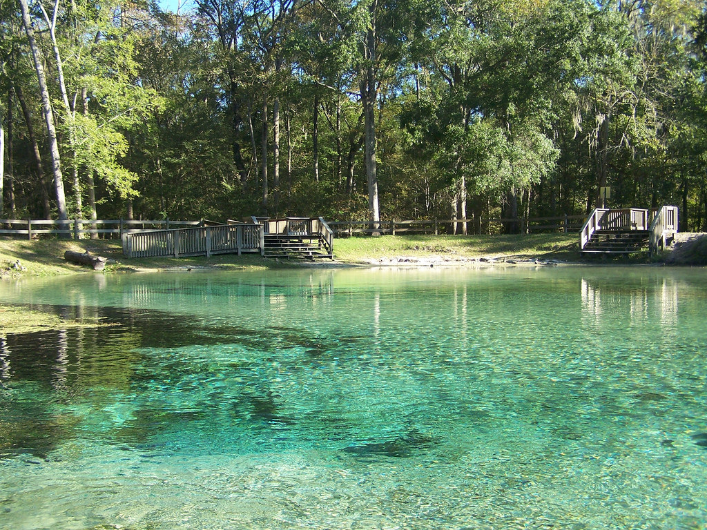 Rum Island Spring (Columbia County, FL) by systemslibrarian, on Flickr