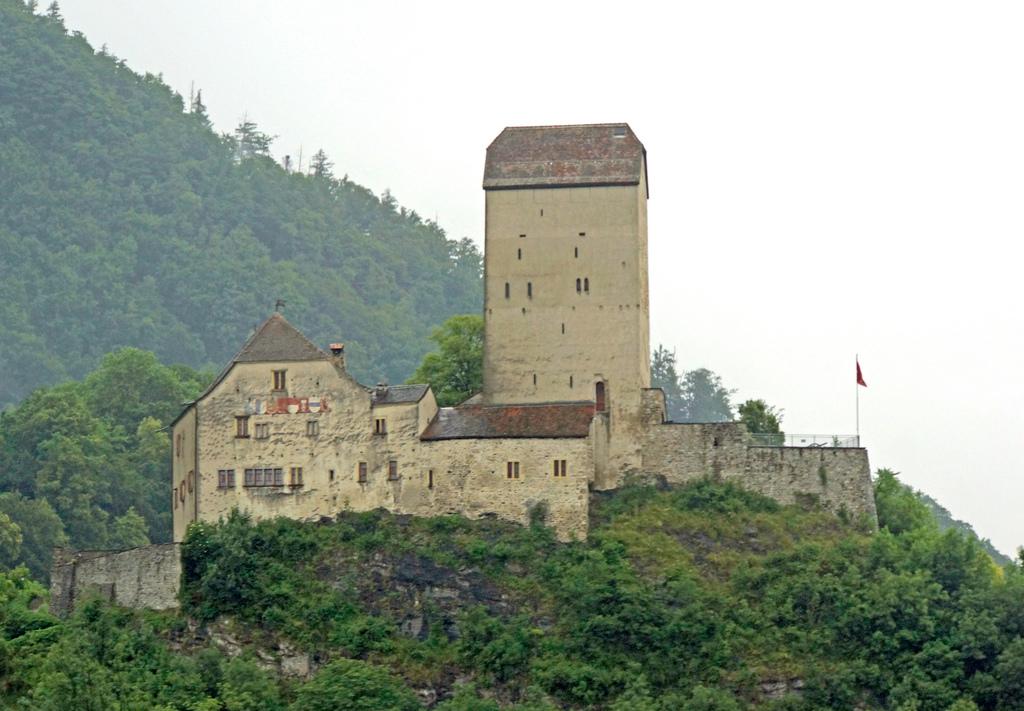 Switzerland-00181 - Sargans Castle by archer10 (Dennis) 98M Views, on Flickr