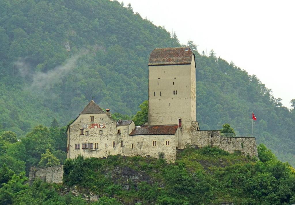 Switzerland-00182 - Sargans Castle by archer10 (Dennis) 98M Views, on Flickr